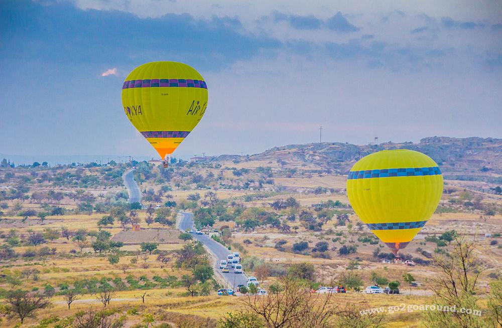 คัปปาโดเกีย Cappadocia