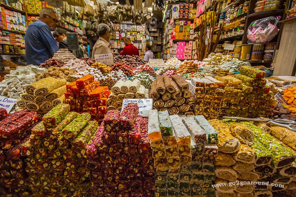 ตลาดสไปซ์มาเก็ต Spice Market